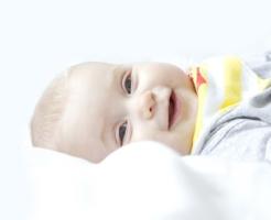 赤カビ 赤ちゃん スタイ