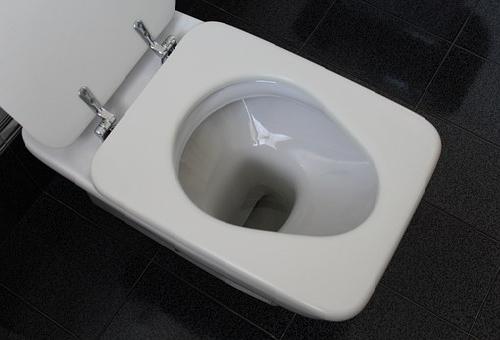 赤カビ トイレ 落とし方