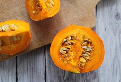 カビ かぼちゃ 白 保存