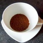 インスタントコーヒーが白いのはカビが原因なの!?固まった場合は?