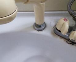 黒カビ 洗面所 除去